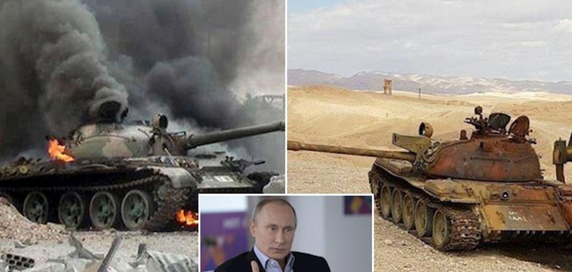 Поражение России в Сирии: Путину предрекли новый болезненный удар