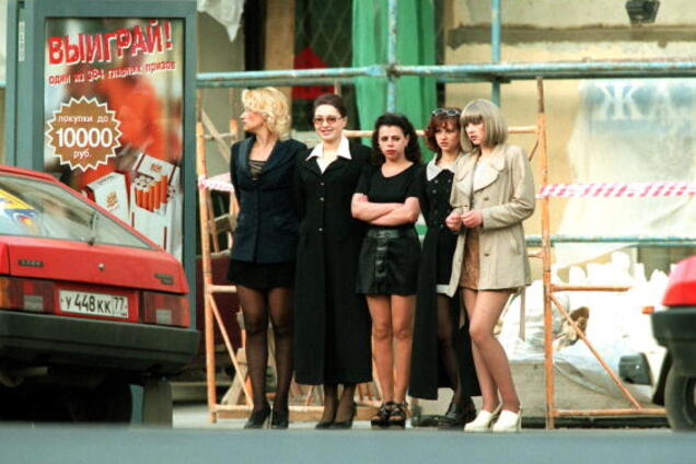 Проститутки в Украине: озвучены расценки