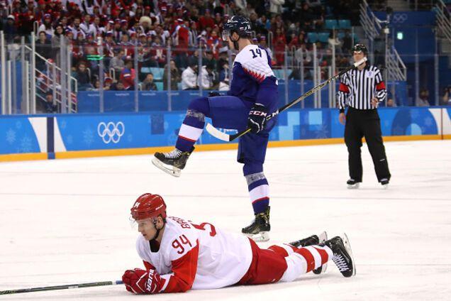 Сборная России по хоккею дико опозорилась в стартовом матче на Олимпиаде