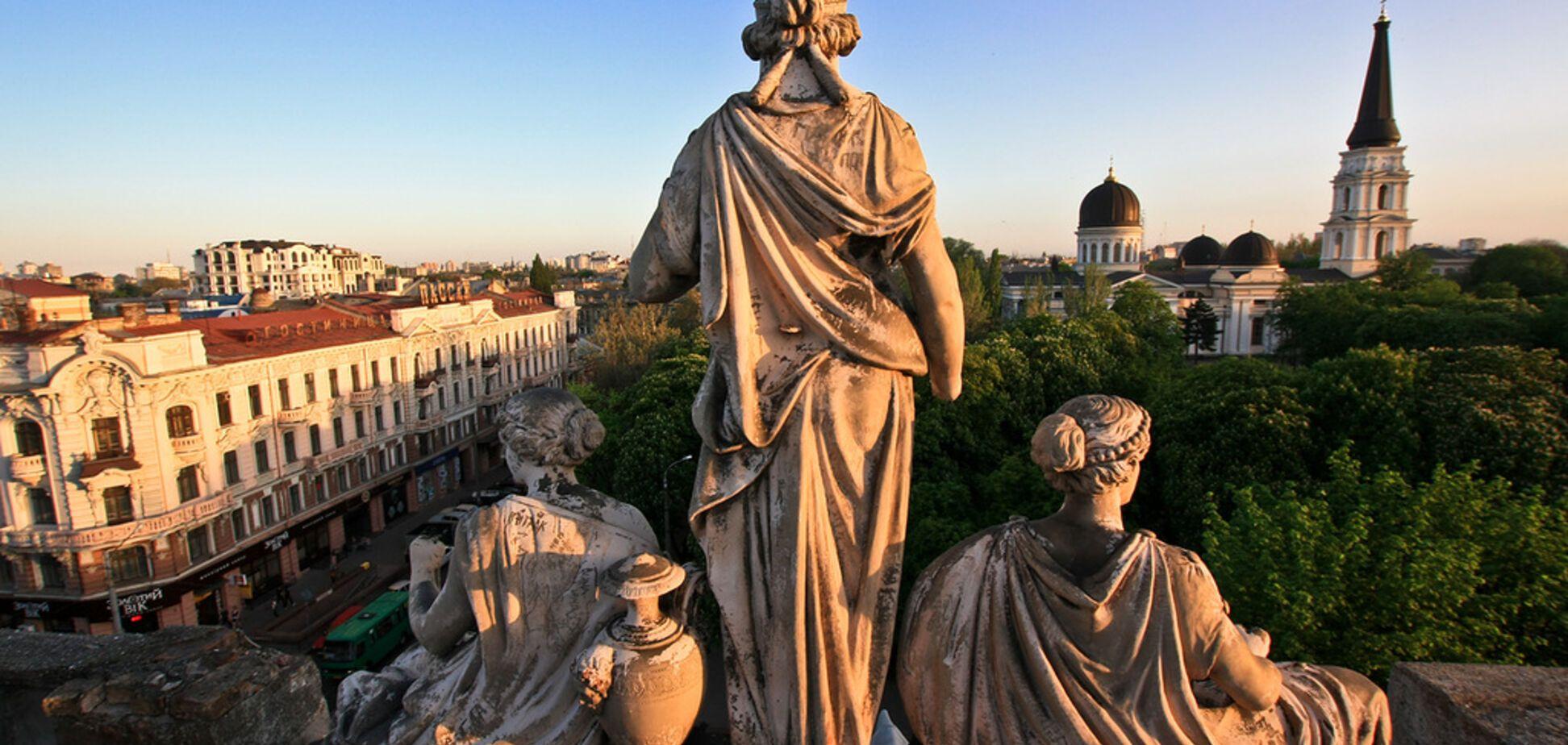 Угадай место по фото: тест на знание городов Украины