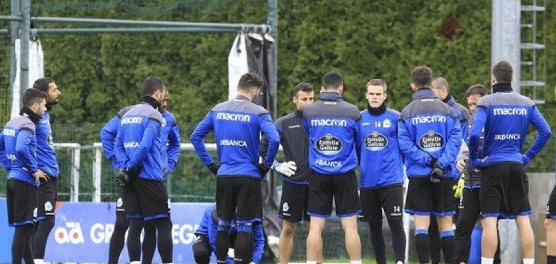 Футболіст збірної України отримав травму в Іспанії