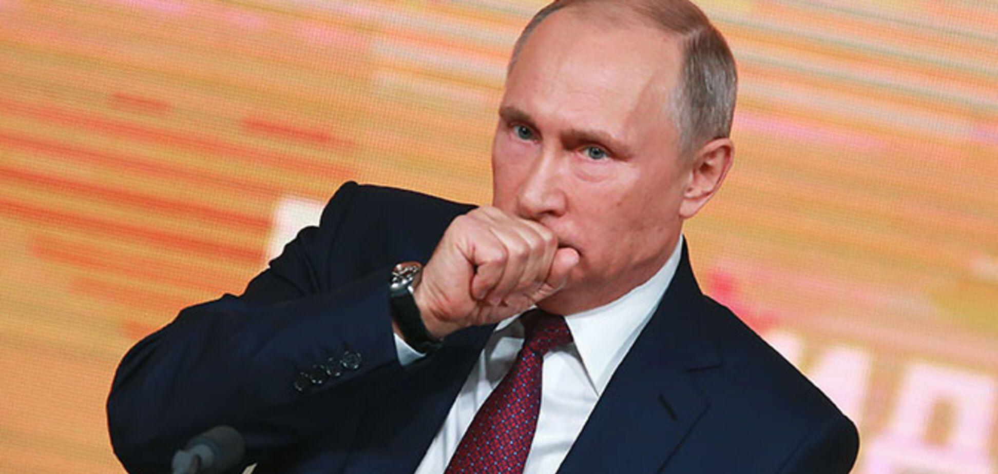 Тайна простуды президента: как выглядит Россия без Путина