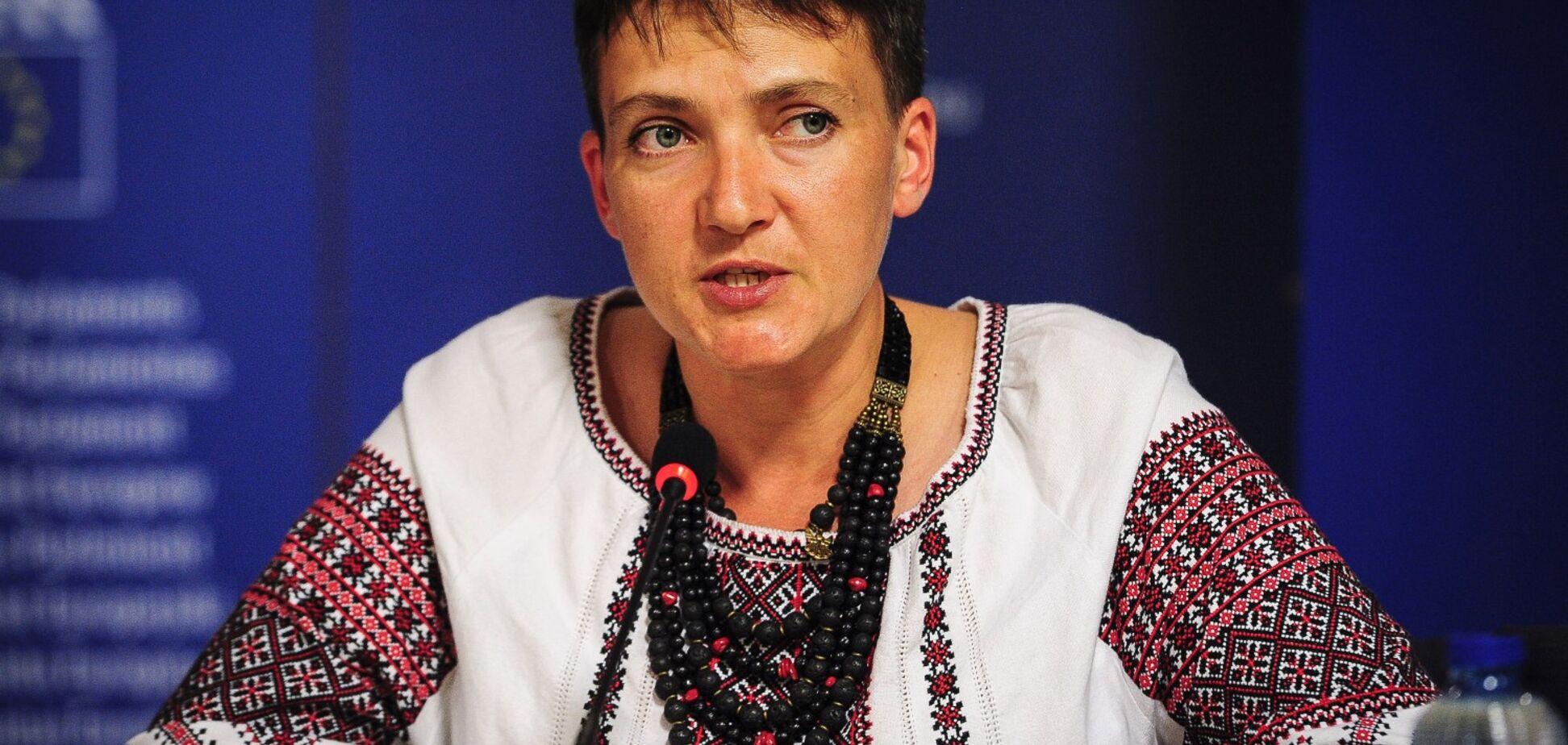 'Разделить Украину на княжества': писатель оценил предложение Савченко