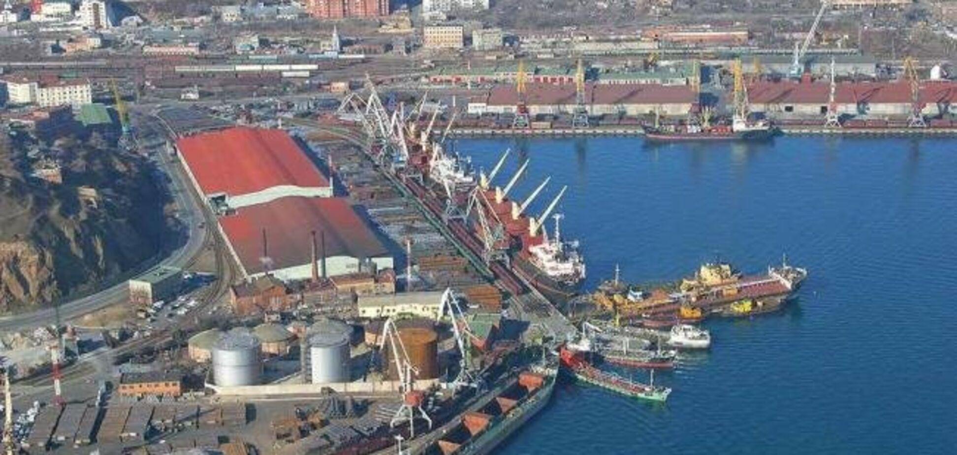 СБУ: частные компании хотели незаконно 'откусить' пять гектаров у порта 'Южный'