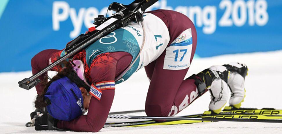 'Обидно!' Российская биатлонистка пожаловалась на наплевательское отношение на Играх в Пхенчхане