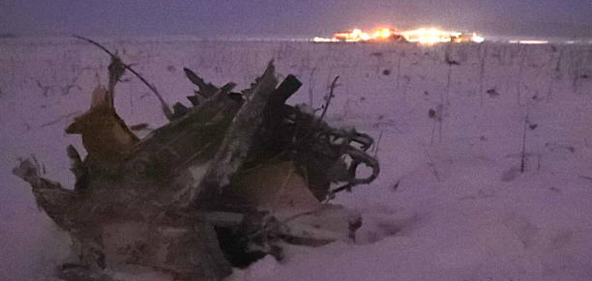 Крушение Ан-148 под Москвой: обнародован анализ переговоров экипажа