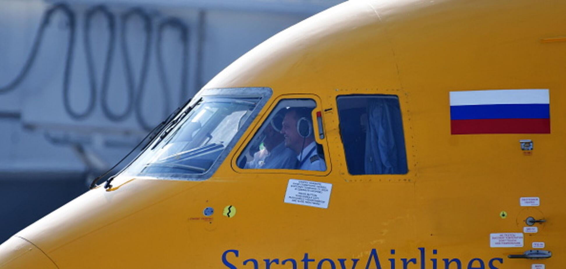 Пилот разбившегося Ан-148 был без образования - СМИ