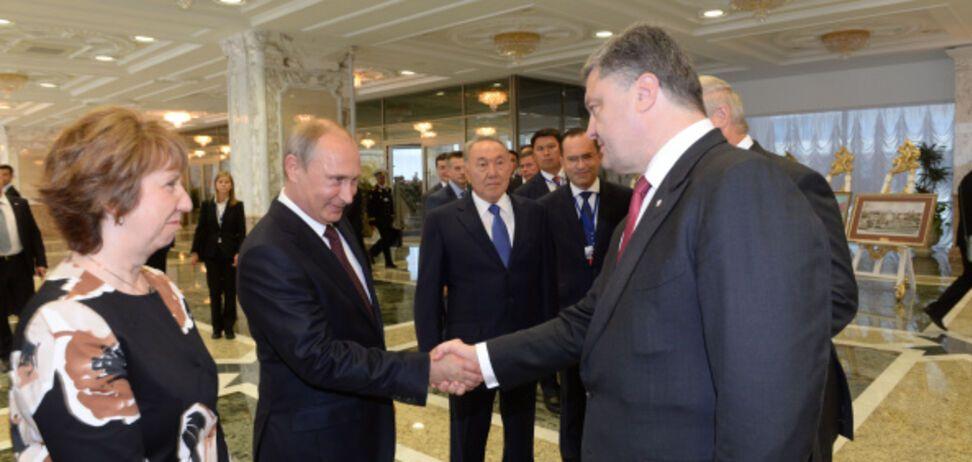 Разговор Порошенко с Путиным: экс-нардеп раскрыл детали
