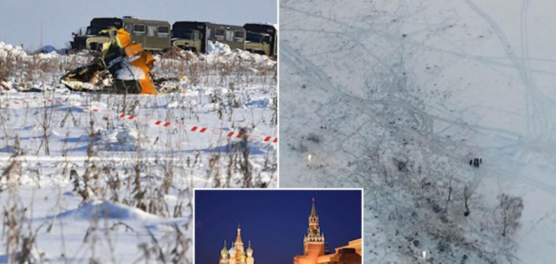 Крушение Ан-148: появилось объяснение интереса Кремля в катастрофе