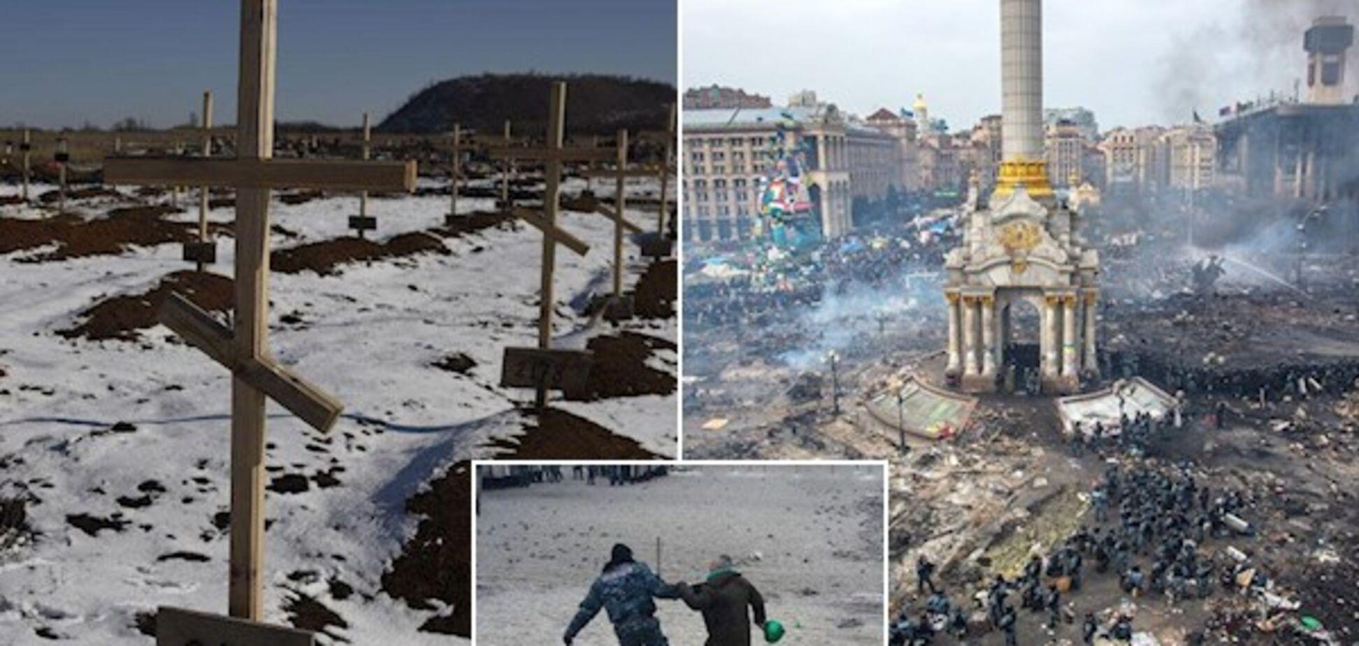 Учасник Євромайдану спростував міф про кількість загиблих