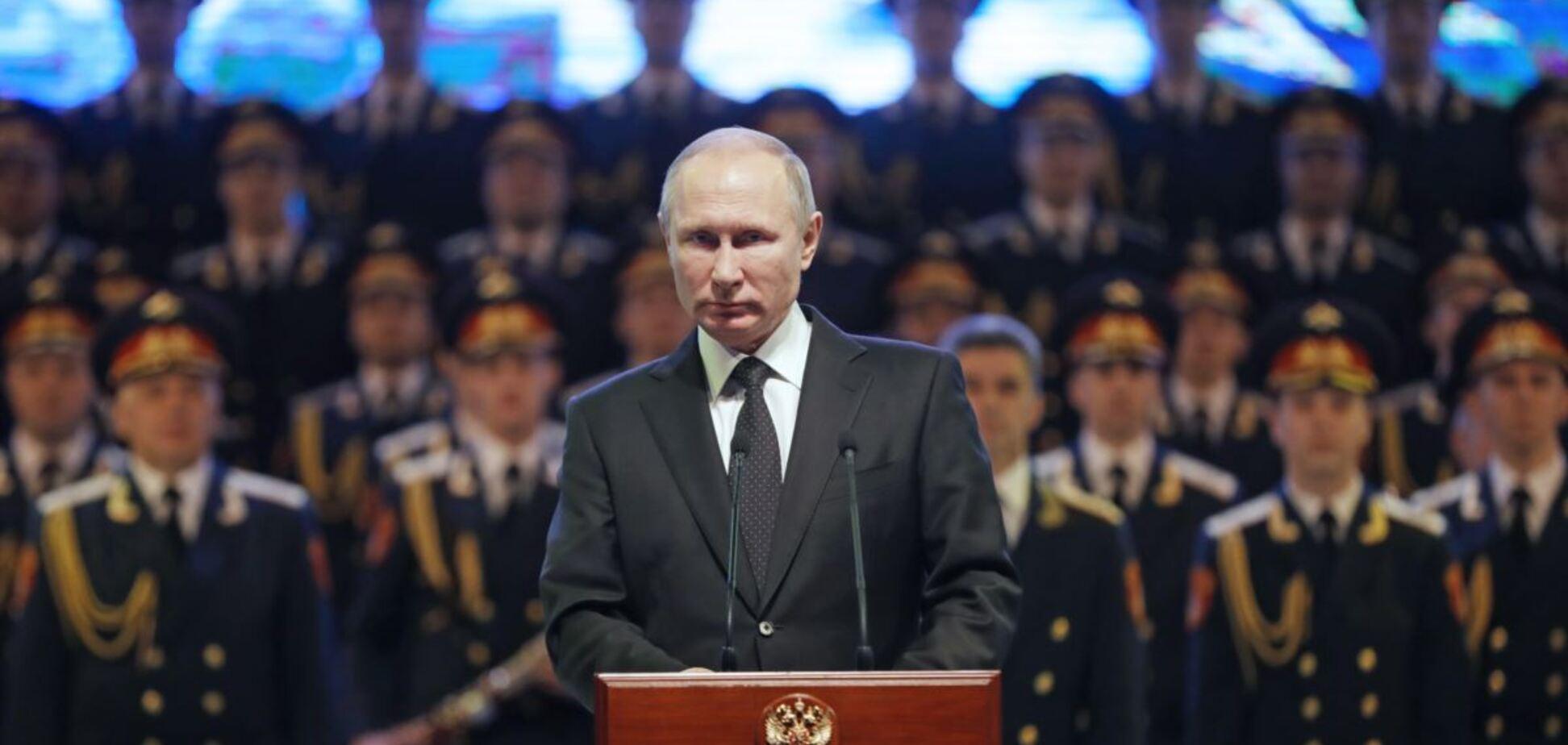 Як Сталін: журналіст з РФ озвучив сценарій смерті Путіна