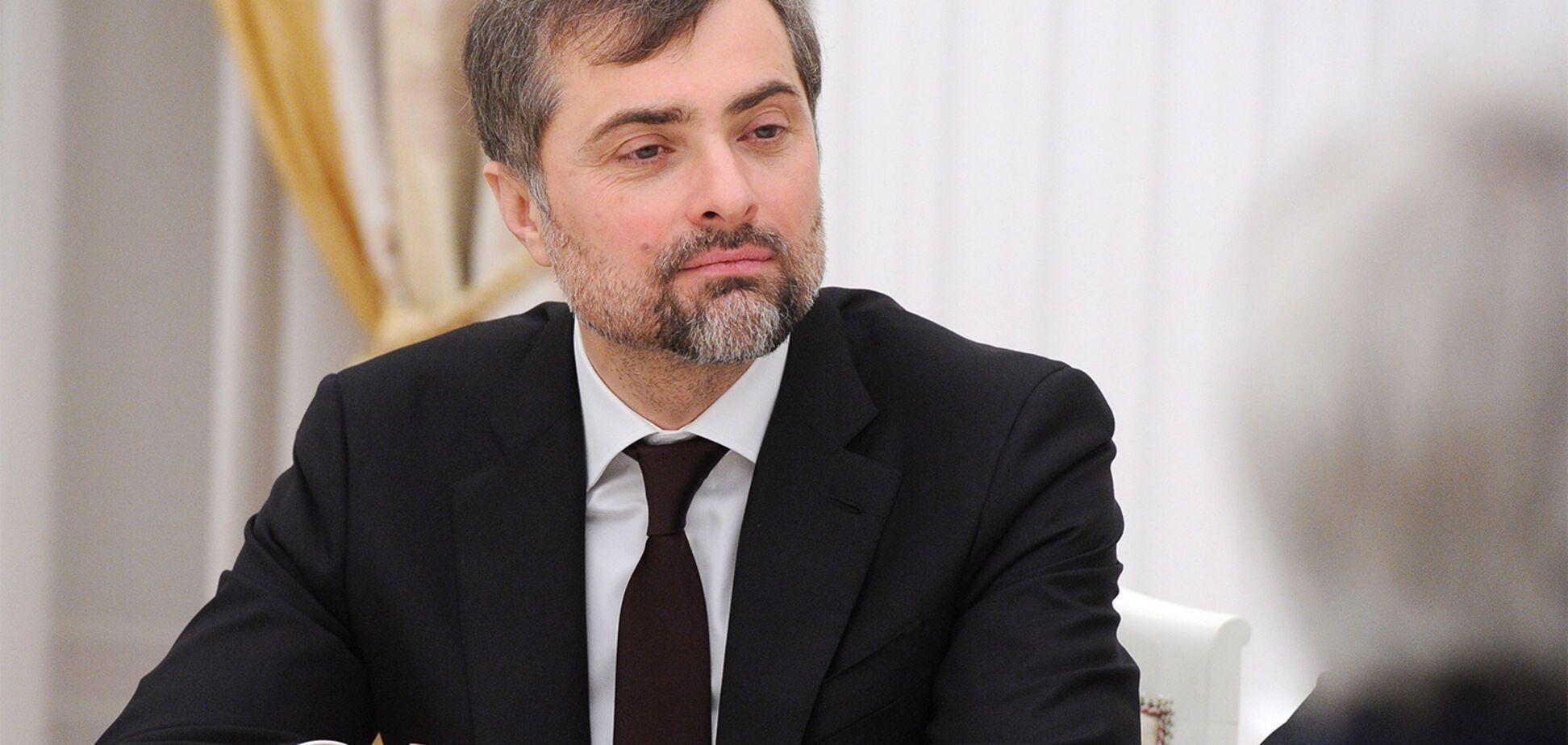 Украина вымотала Суркова