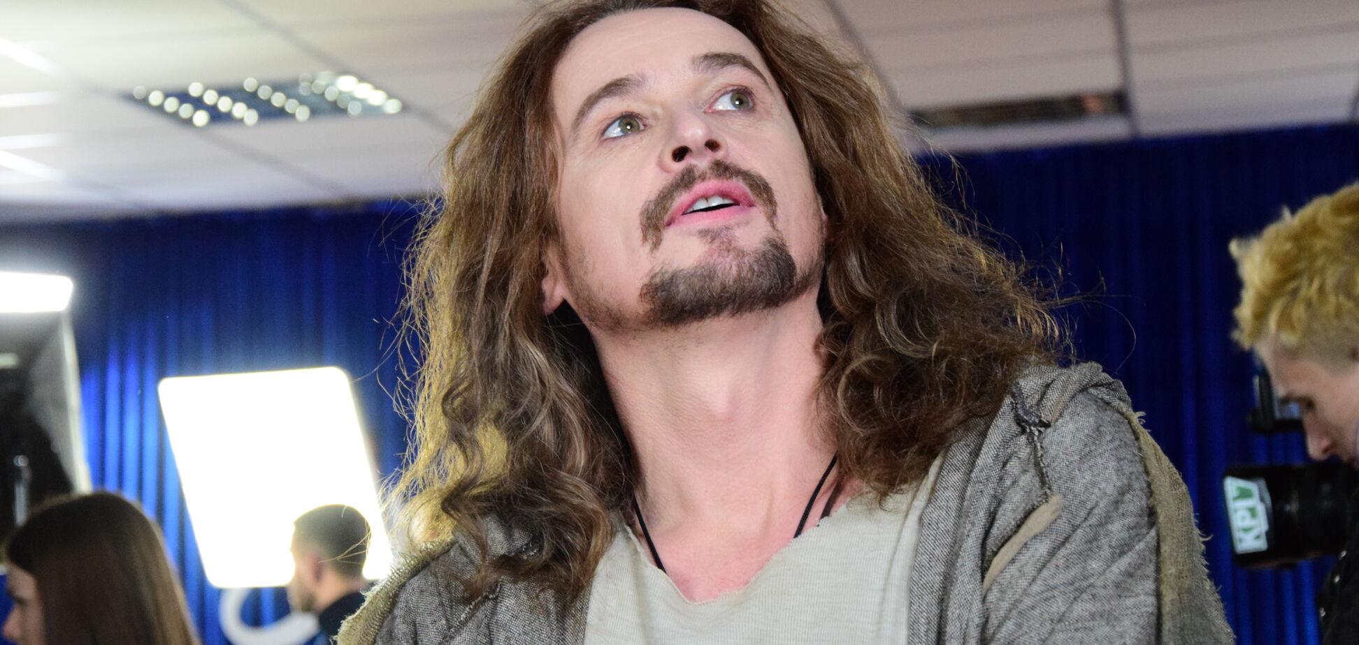 'Пусть в меня кинут камень': Юрченко пояснил образ Иисуса на Нацотборе 'Евровидения'