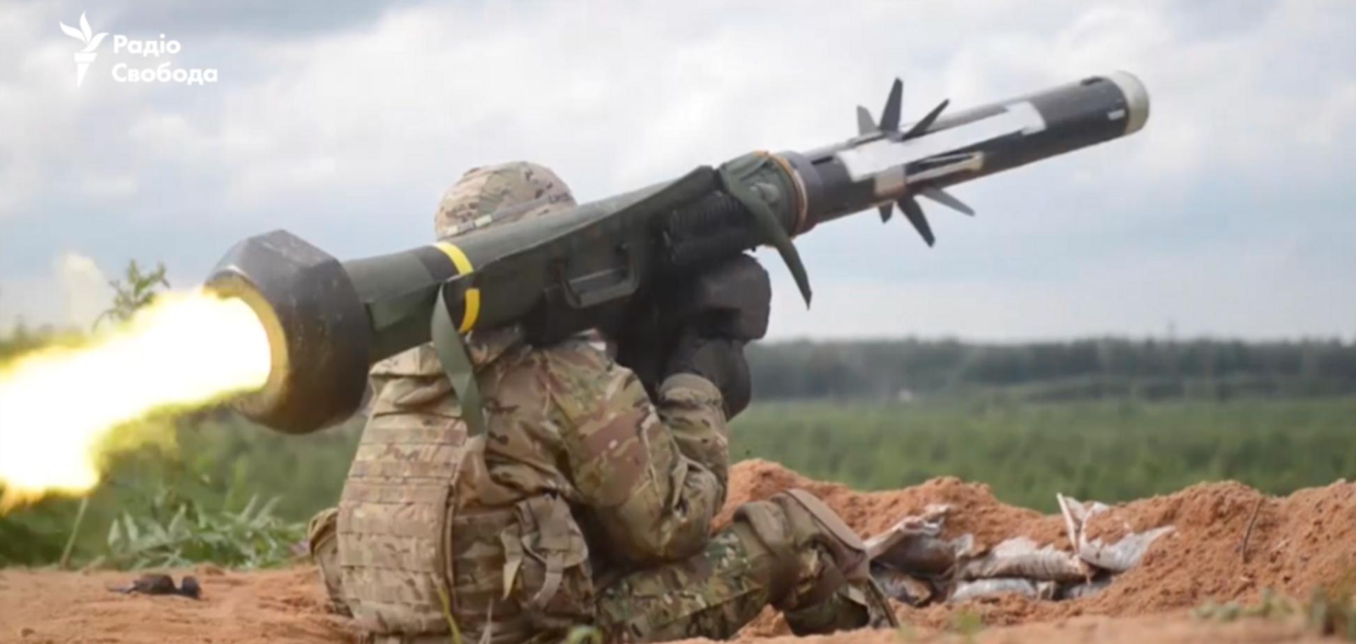 Не только Javelin: Порошенко раскрыл подробности передачи Украине летального оружия