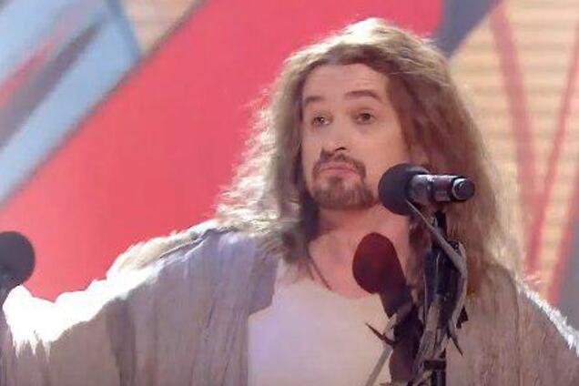 """""""Иисус"""" на сцене Нацотбора """"Евровидения"""" вызвал недоумение"""