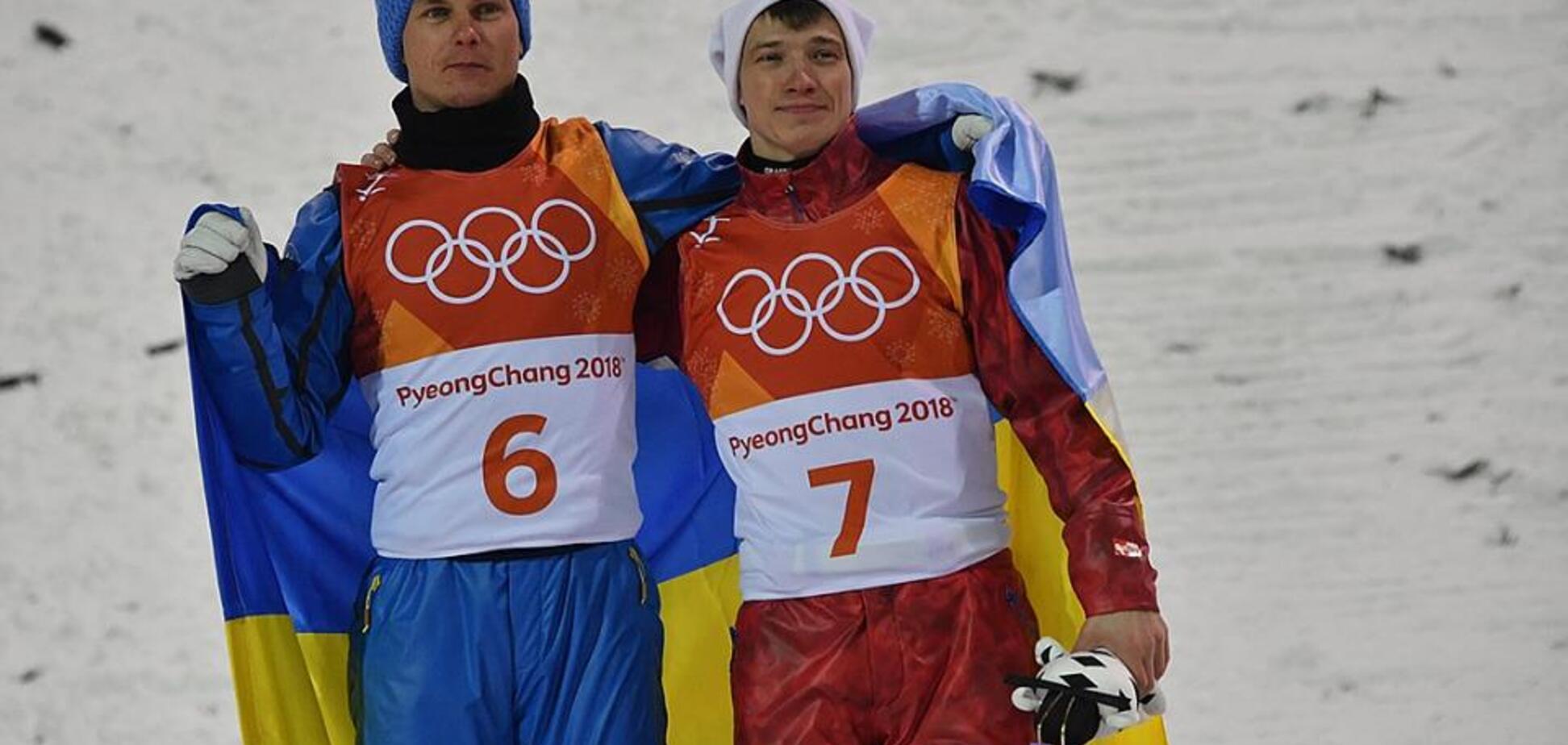 Красноречивый жест украинского олимпийского чемпиона