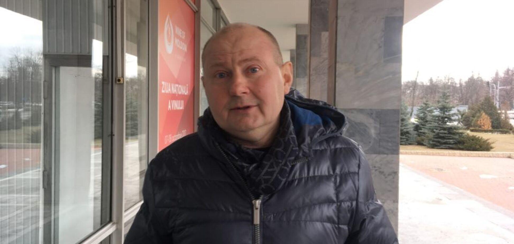 Из-за декрета: Молдова отложила высылку украинского судьи-баночника Чауса
