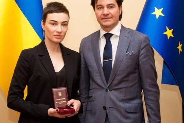 Скандал с Приходько в рекламе Порошенко: у певицы ответили на пояснения Нищука