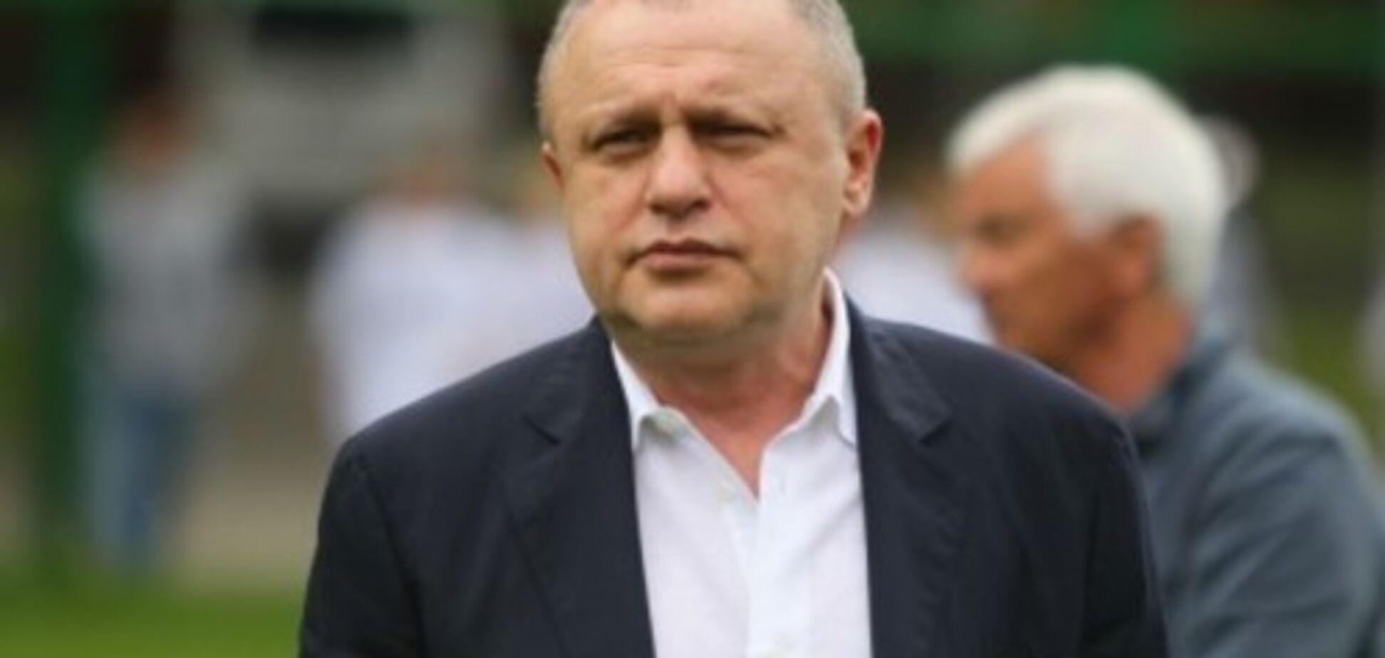 'Перспективи немає': Суркіс назвав трьох провідних гравців 'Динамо', з якими клуб готовий попрощатися