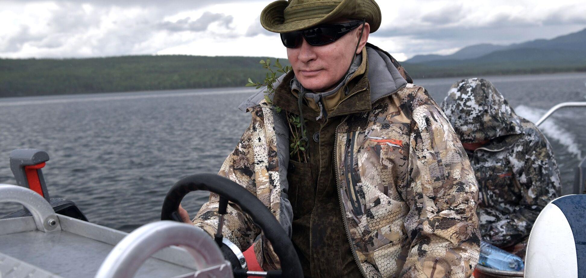 Путин – 'коллективный орган': генерал сделал комплимент президенту РФ