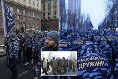 Как член с пальцем: 'Национальные дружины' призвали не сравнивать с самообороной Майдана