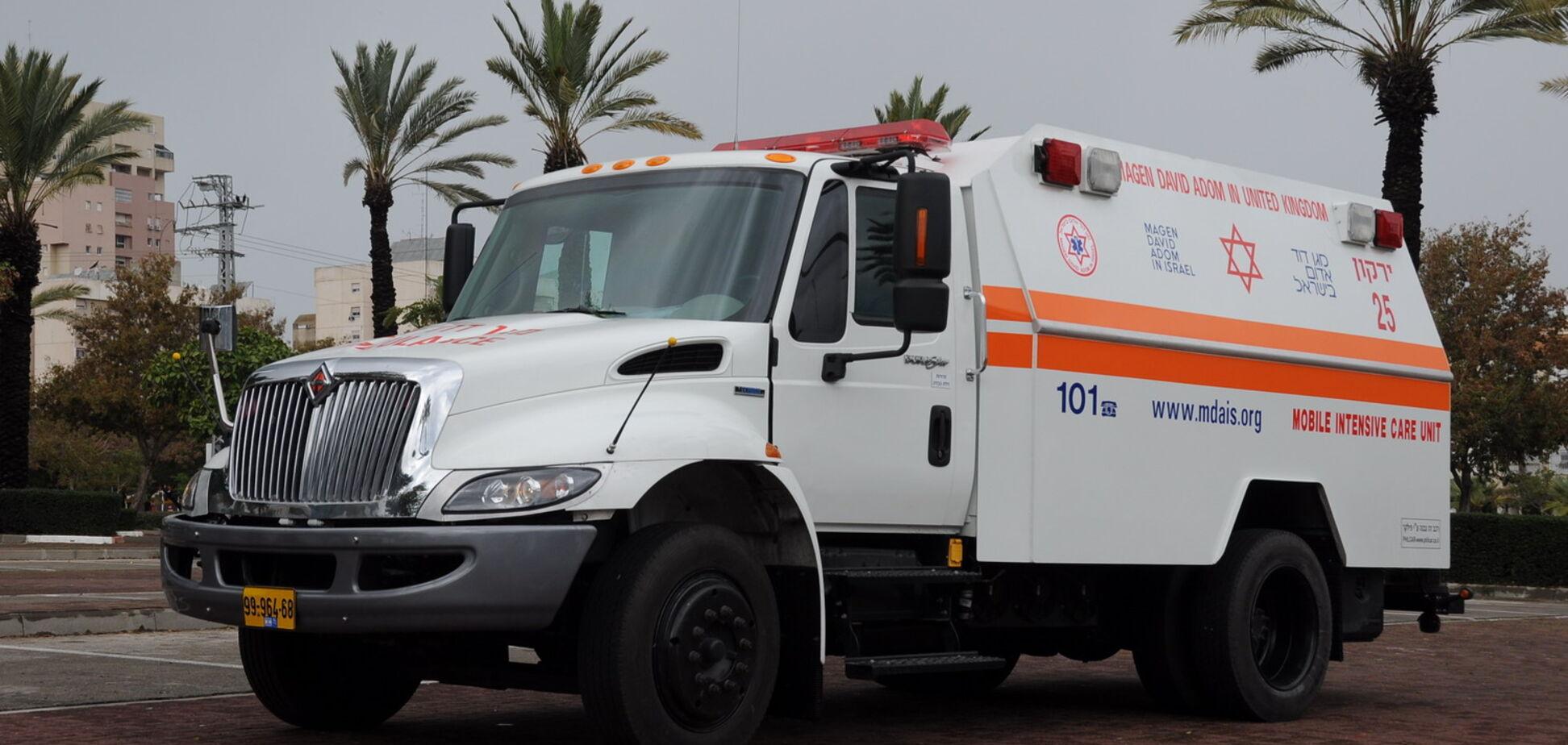 10 вещей, которые вы не знали  об израильской службе скорой помощи