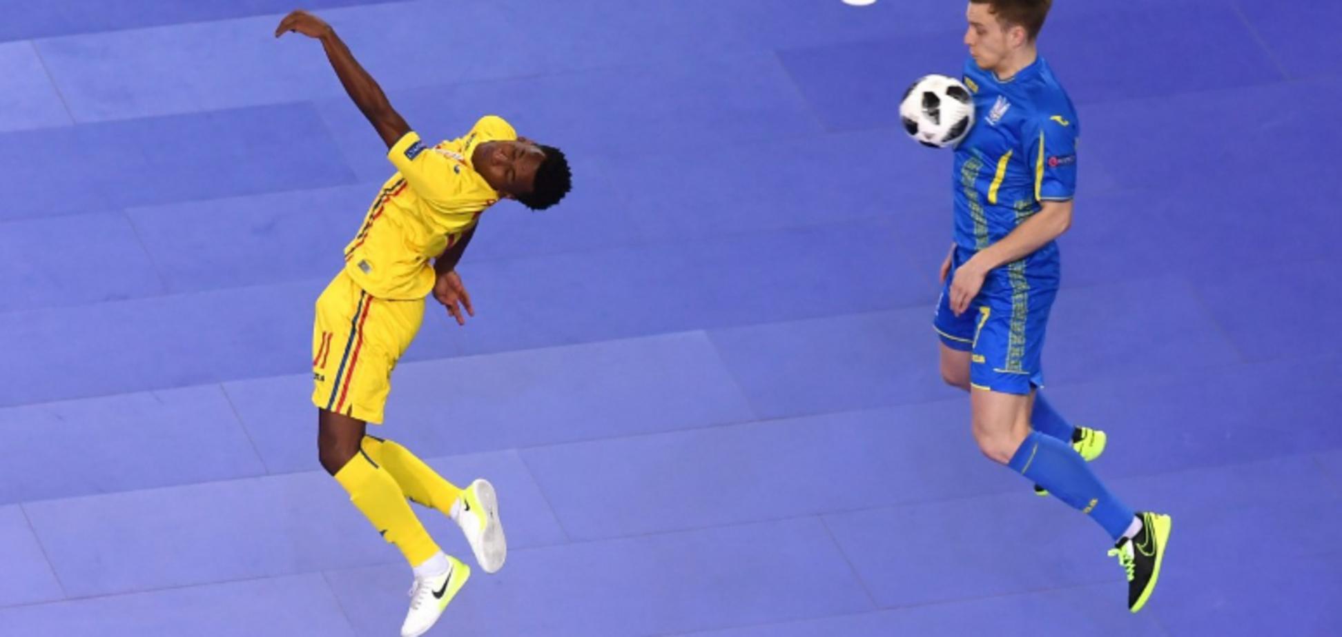 Збірна України здобула шалену перемогу на старті Євро-2018 з футзалу, зробивши неймовірний камбек
