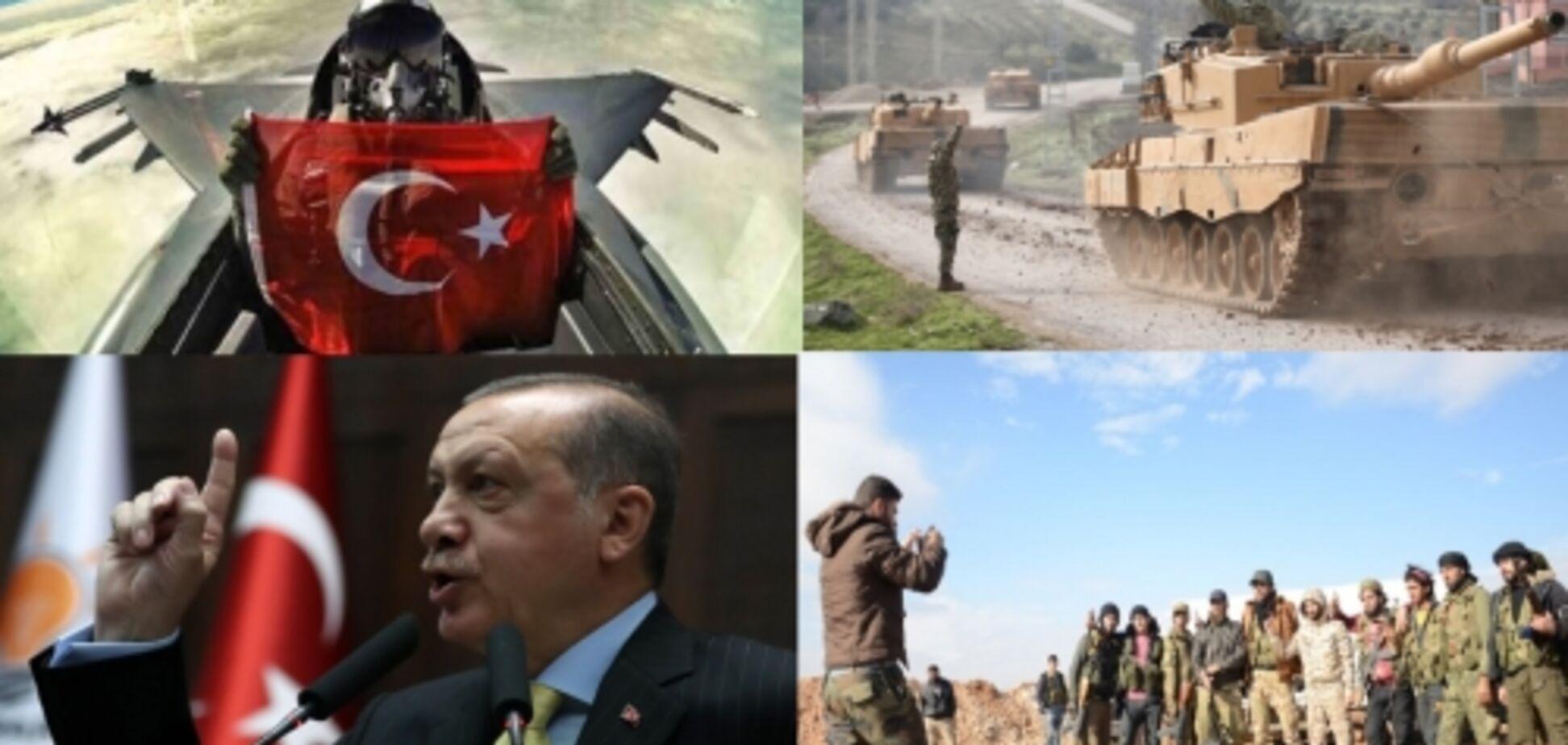 Що турки робитимуть із курдами після окупації