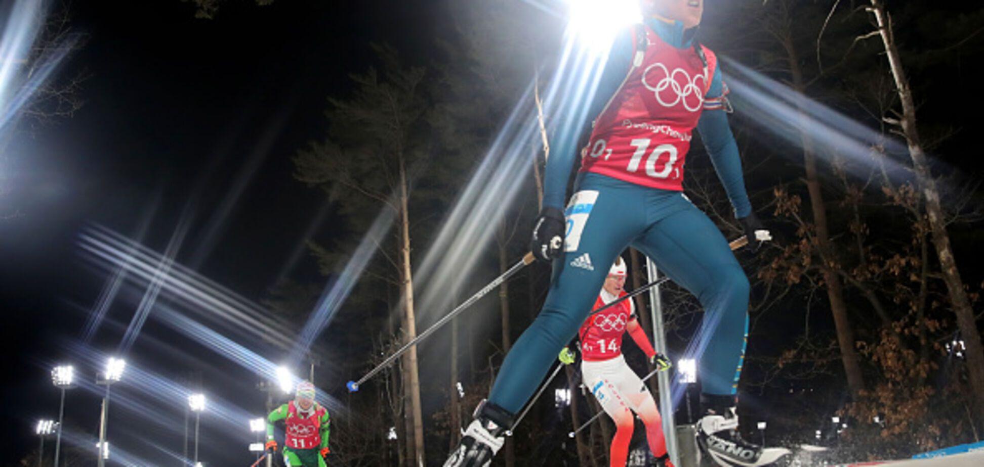 Біатлон на Олімпіаді: результати України в неймовірній змішаній естафеті