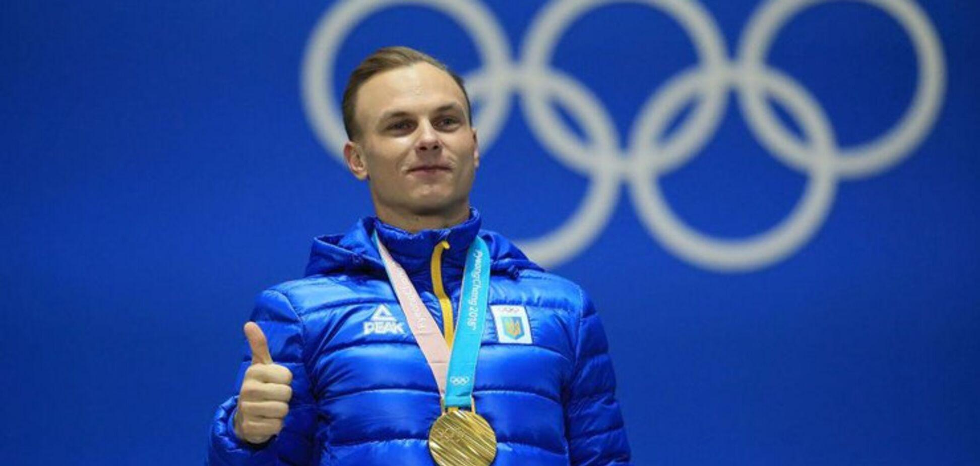 'Золото' Украины на Олимпиаде-2018: стало известно, сколько Абраменко получит за медаль