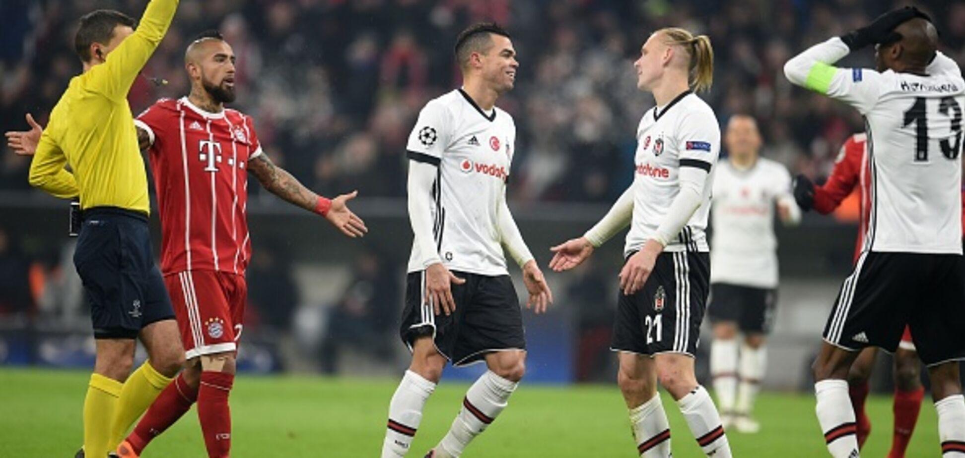 Екс-лідера 'Динамо' вигнали на 16-й хвилині матчу за новий клуб у Лізі чемпіонів