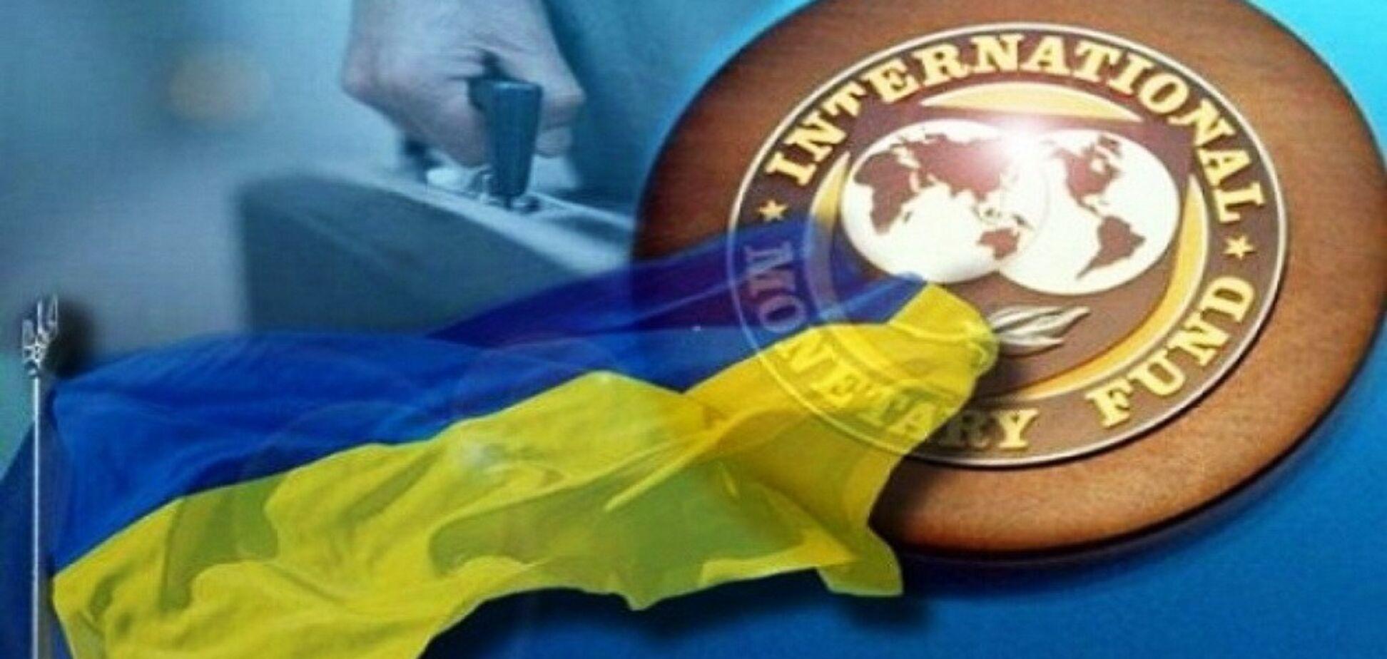 Для чого Україні підтримка МВФ