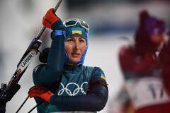 Біатлон на Олімпіаді: в збірній України прийняли несподіване рішення перед естафетою