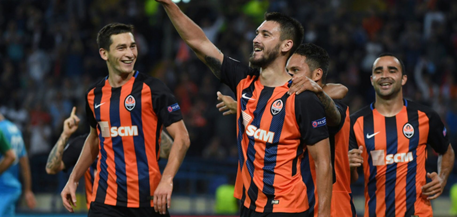 Шахтер - Рома: онлайн-трансляция матча 1/8 финала Лиги чемпионов