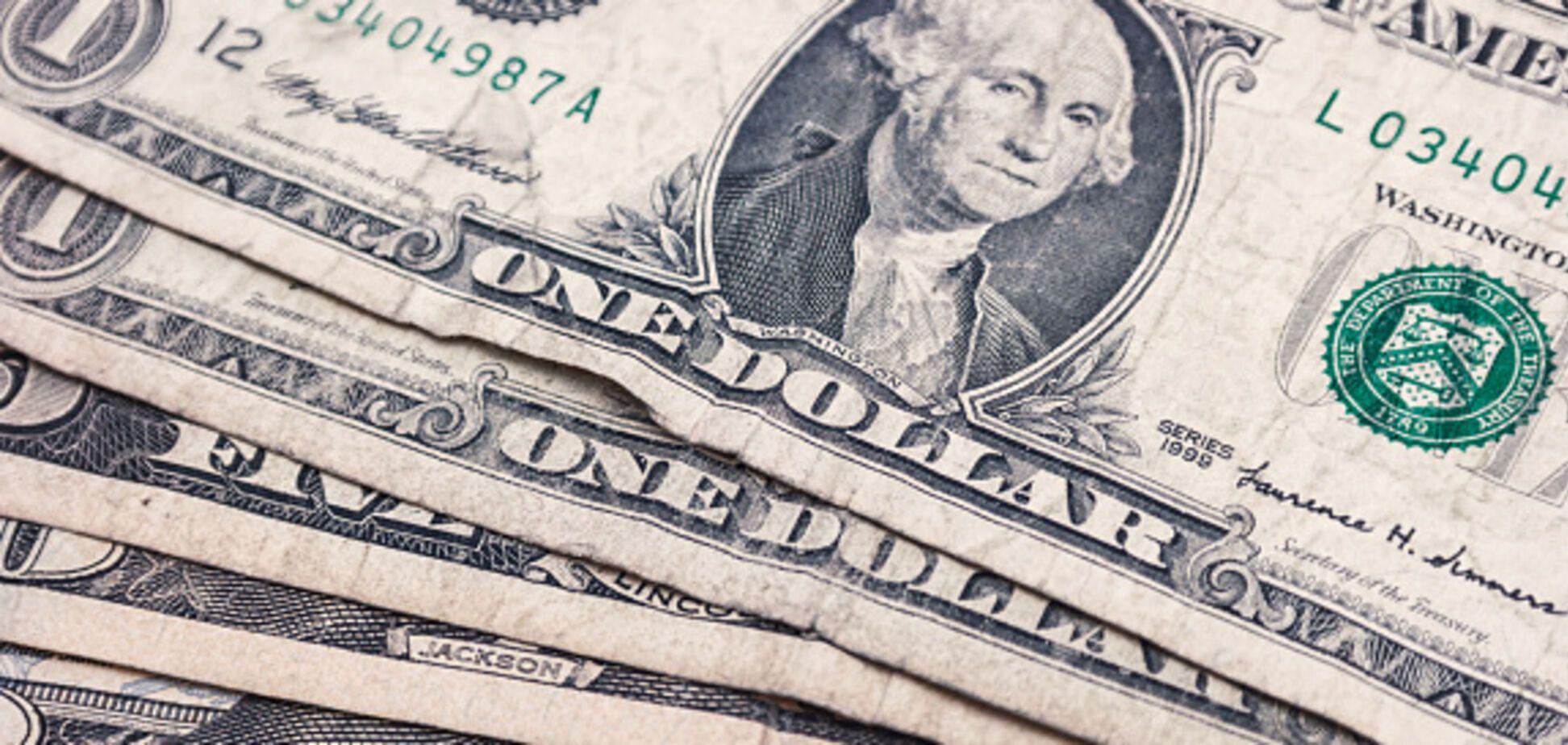 Почему дорожает доллар в Украине: банкиры назвали причины