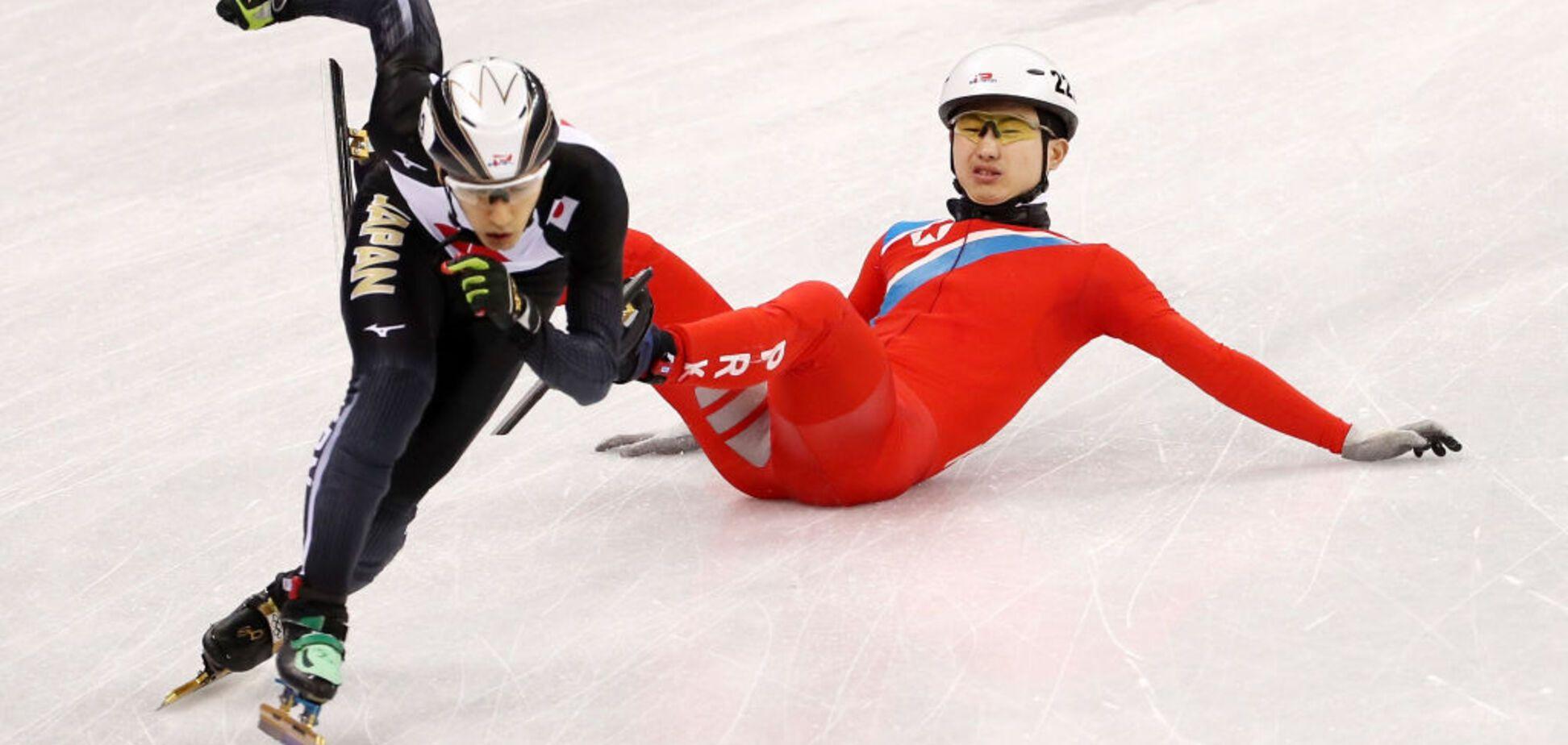 Установка Ким Чен Ына: спортсмена из КНДР уличили в свинском поступке во время забега на Олимпиаде-2018