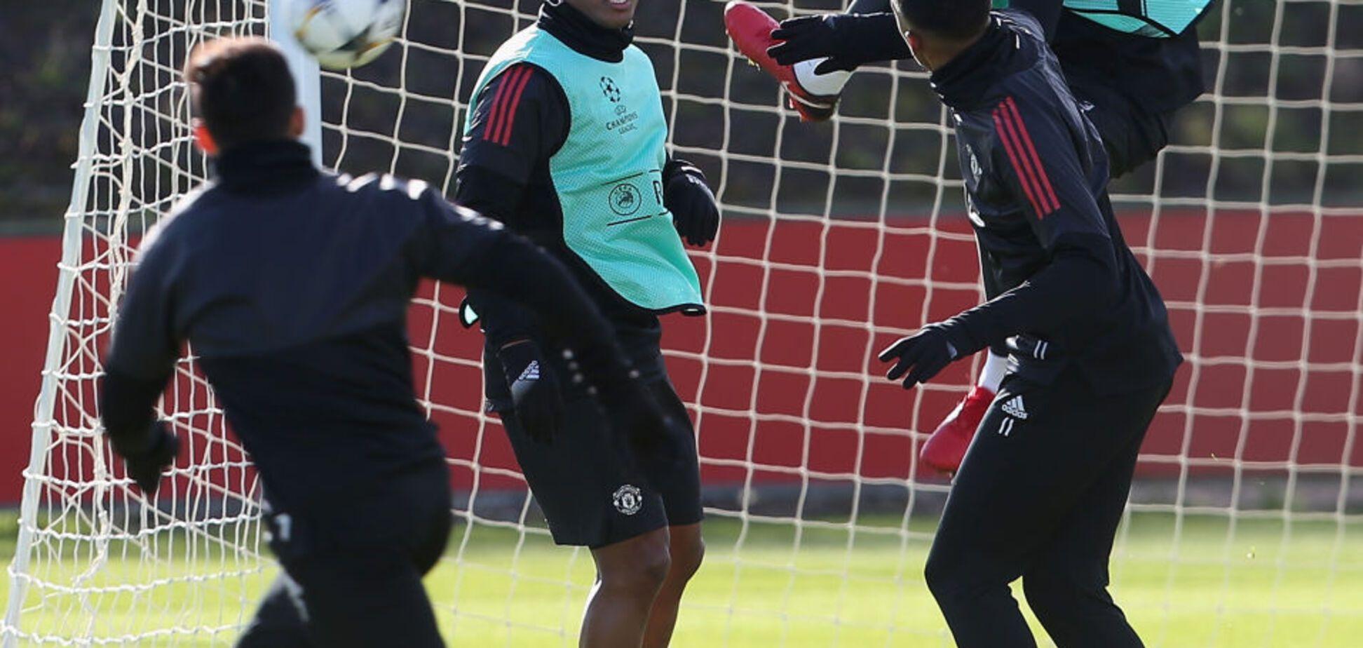 Писхуан бурлит! Где смотреть матч Севилья – Манчестер Юнайтед в Лиге чемпионов