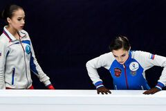 Російська чемпіонка довела до сліз журналістку на Олімпіаді-2018