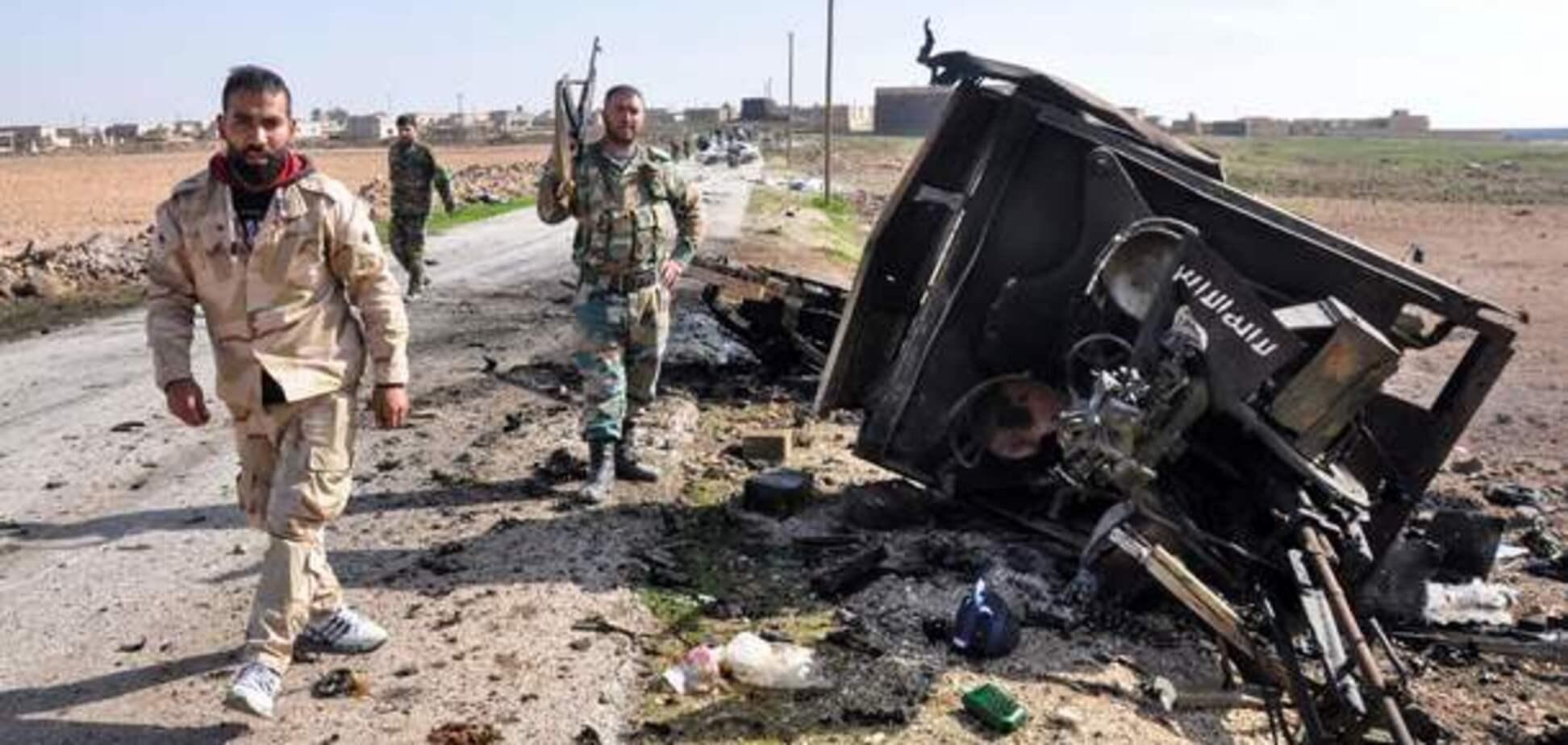 В 'Грузе-200' раскрыли количество убитых в Сирии 'вагнеровцев'
