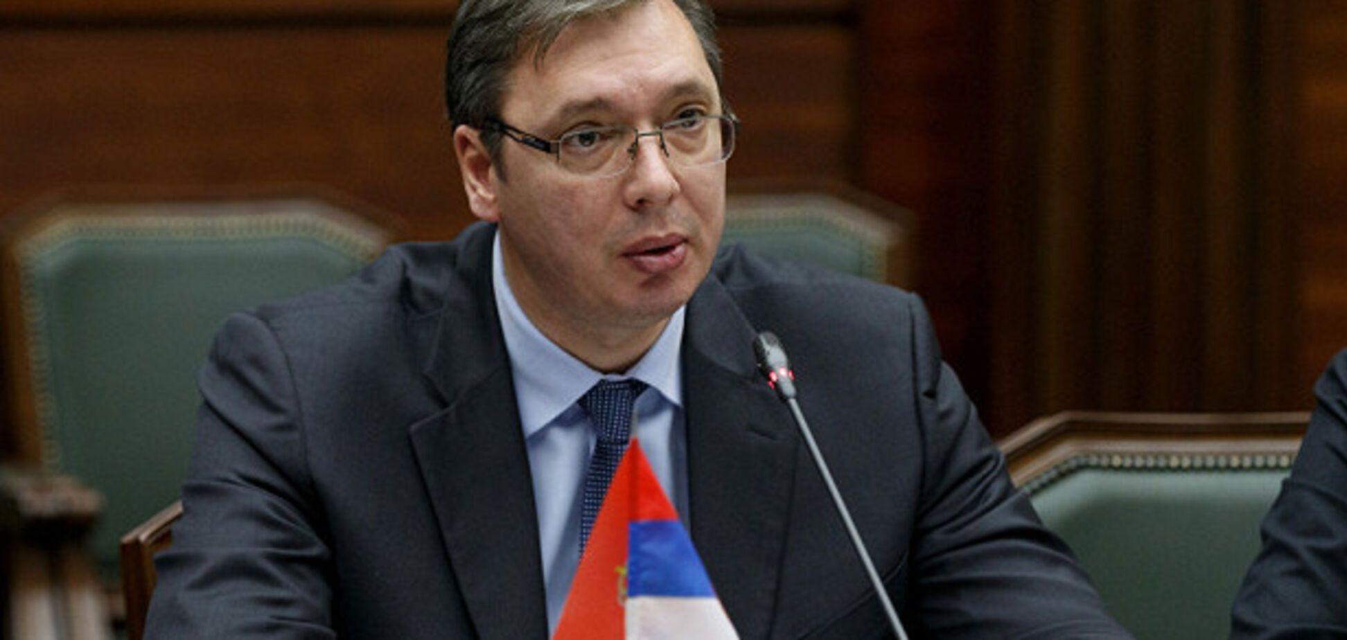 ЄС доведеться змиритися: Сербія заявила про відданість Росії