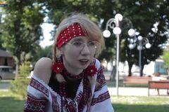 'Божевільна!' Винничук відповів екс-'поету Євромайдана'