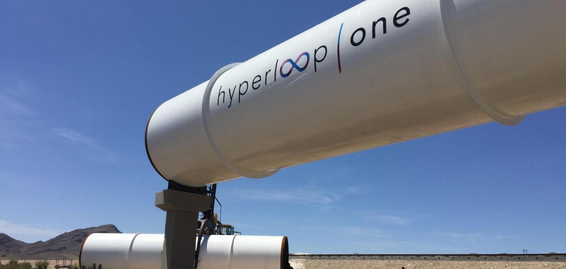 'Hyperloop в Украине не будет': в Мининфраструктуры сделали новое заявление