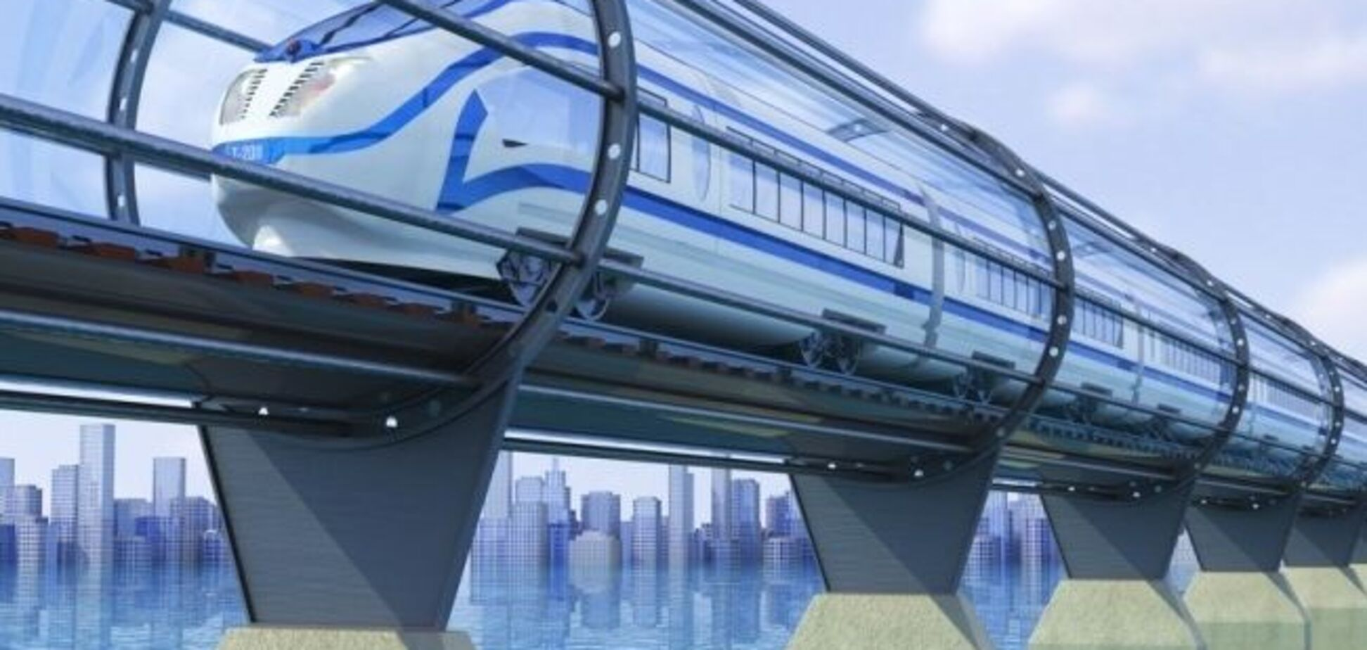 Омелян сказал, когда ждать Hyperloop в Украине