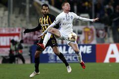 'Динамо' вышло в 1/8 финала Лиги Европы