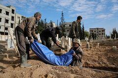 'Ад на земле': у столицы Сирии за 5 дней погибло до 400 человек
