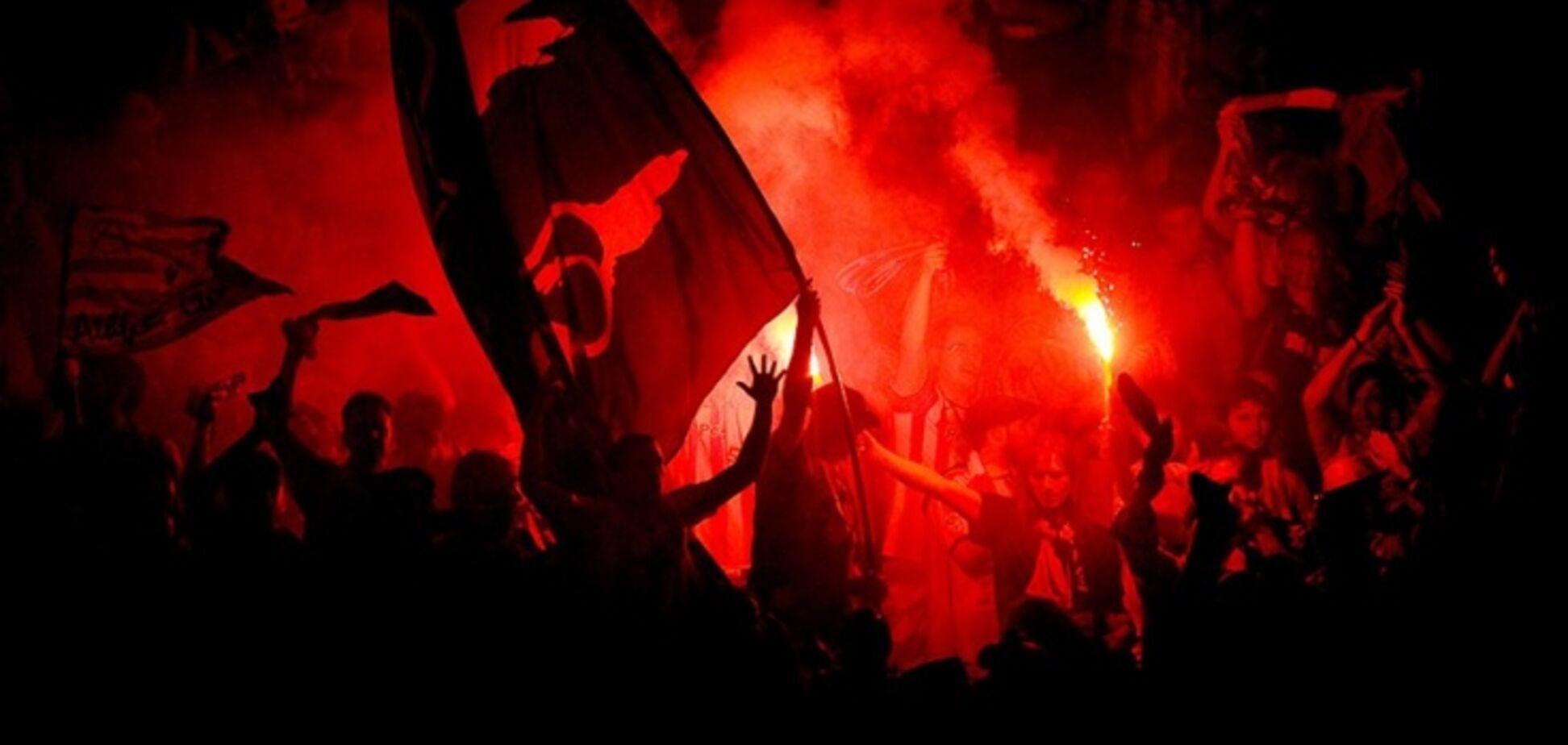 'Геть фашистів!' В Іспанії ультрас ополчилися на росіян, пригадавши війну в Україні