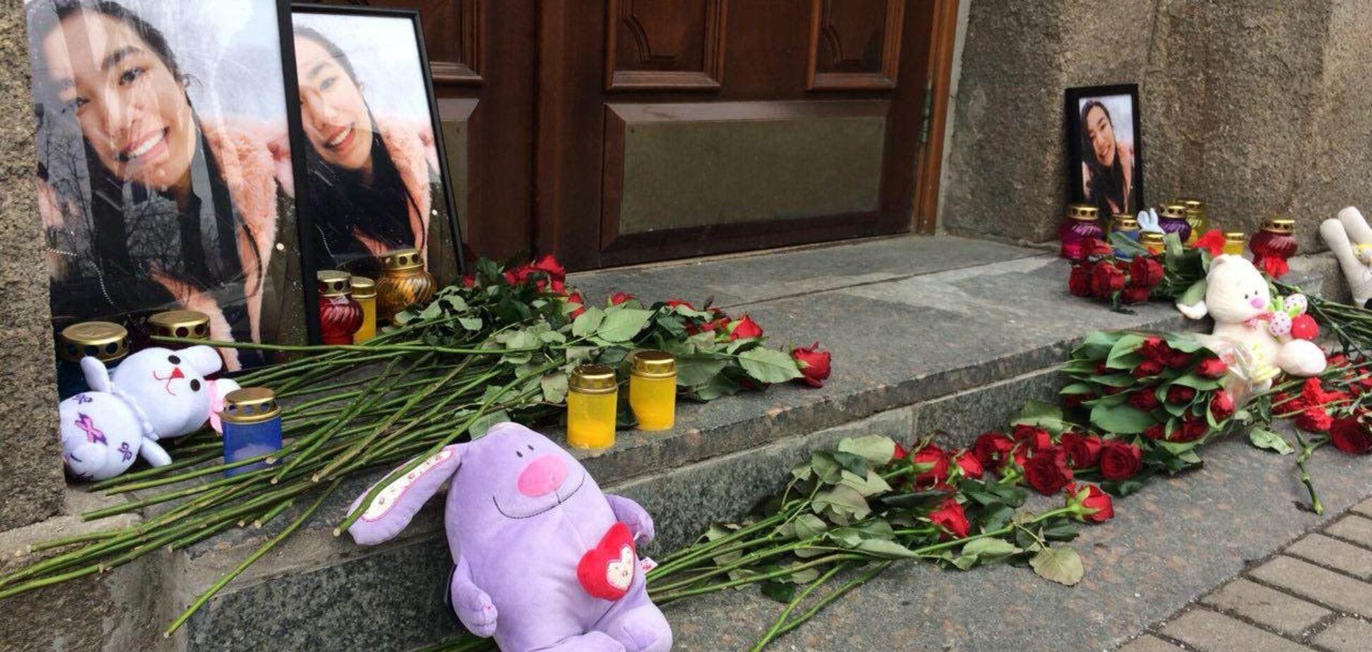 У Києві припинили пошуки тіла студентки Богомольця