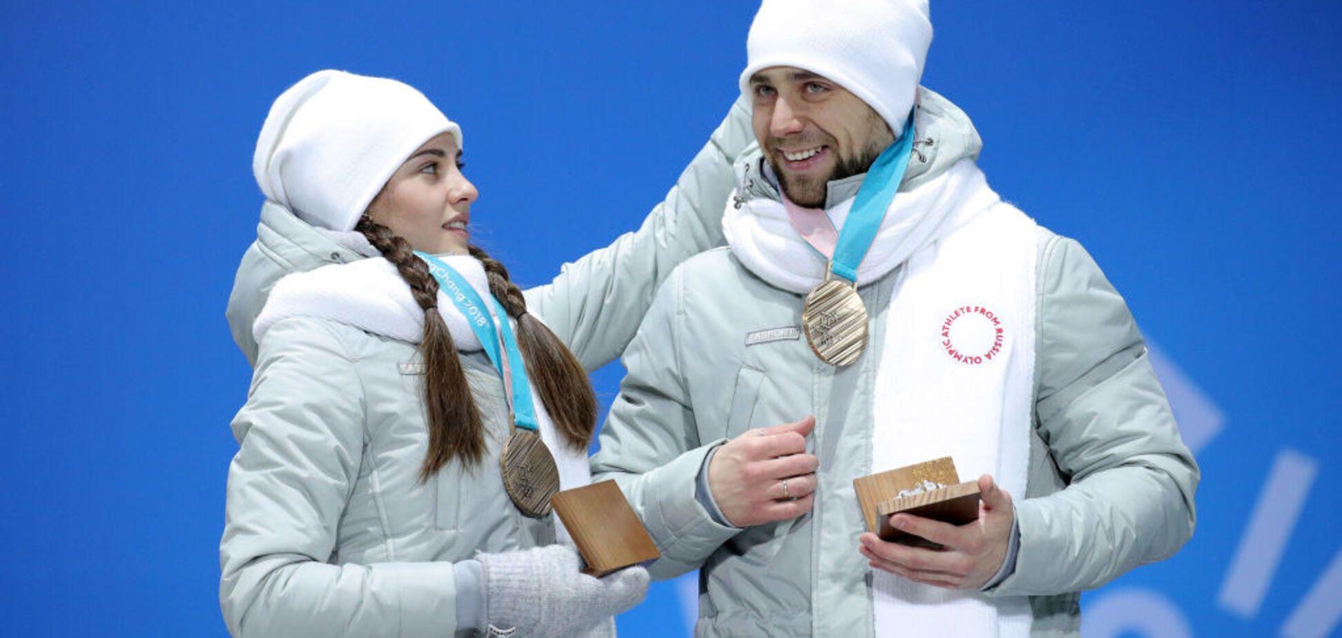 Офіційно: у Росії відібрали медаль Олімпіади-2018
