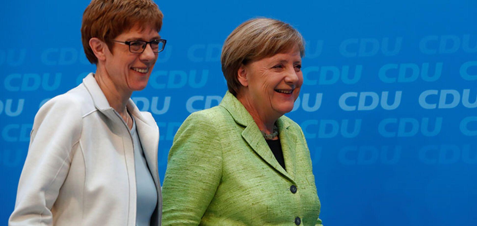Меркель определилась с преемницей: что о ней известно