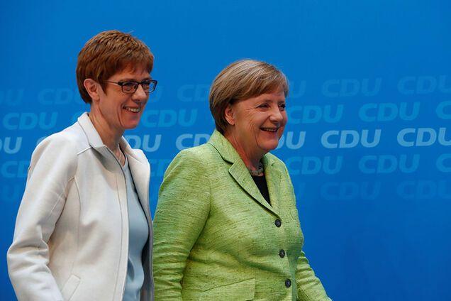 Меркель визначилася з наступницею: що про неї відомо